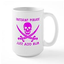 Instant Pirate Pink Mug