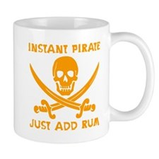 Instant Pirate Orange Mug