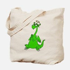 Dragon Angel Tote Bag