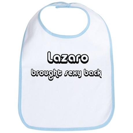 Sexy: Lazaro Bib