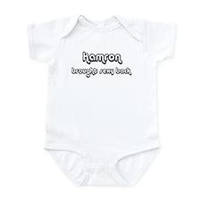 Sexy: Kamron Infant Bodysuit