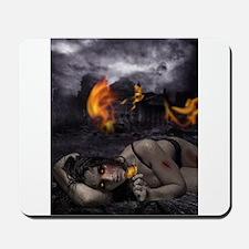 Dark Fire Mousepad