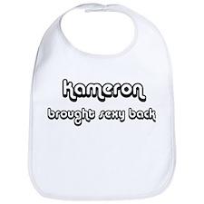 Sexy: Kameron Bib