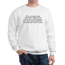 Cute So much know Sweatshirt