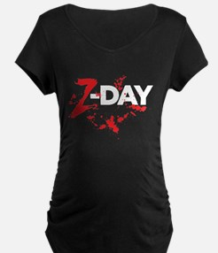Z day Maternity T-Shirt