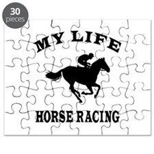 My Life Horse Racing Puzzle