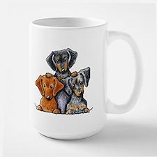 Doxie Trio Mug