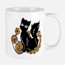 Gear Cat Mug