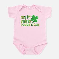 My 1st Saint Patricks Day Body Suit