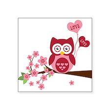 Owl LOVE Sticker