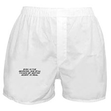 Unique Bris Boxer Shorts