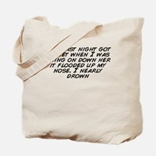 Cute So going my blog Tote Bag