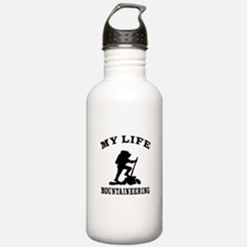 My Life Mountaineering Water Bottle