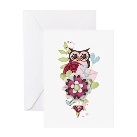 Love Letter Greeting Card By ALittleBitOfThis1