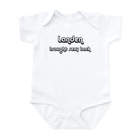 Sexy: Landen Infant Bodysuit
