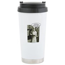 Funny Foley Catheter Travel Mug