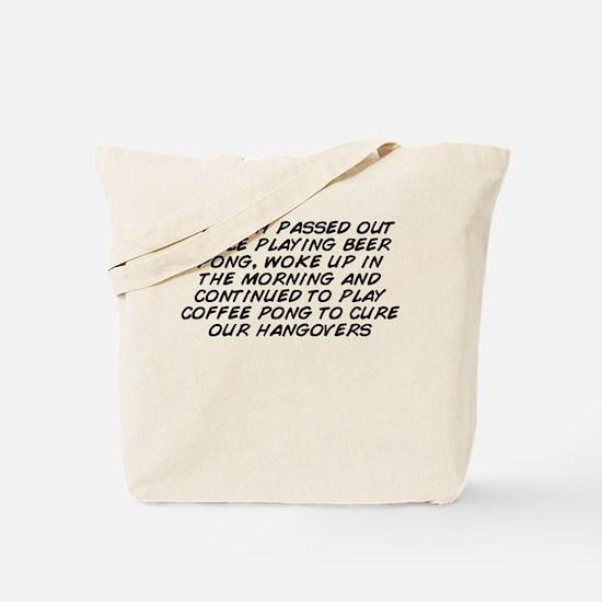 Unique We cure Tote Bag