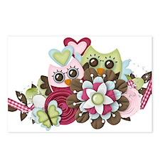 Owl Wonders Postcards (Package of 8)