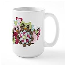 Owl Wonders Mug