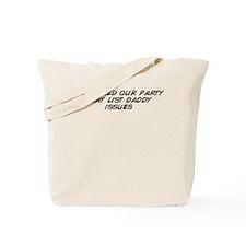 Unique Our name Tote Bag