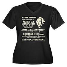 Washington Quote - A Free People Women's Plus Size
