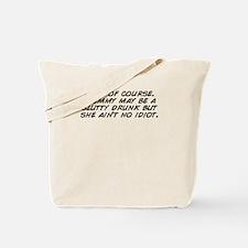 Unique Slutty Tote Bag