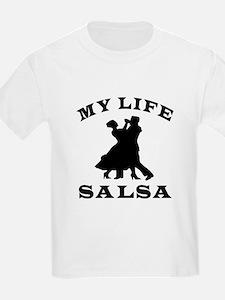 My Life Salsa T-Shirt