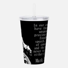 In Our Country - Twain Acrylic Double-wall Tumbler
