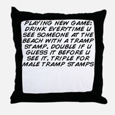 Cute And see someone Throw Pillow