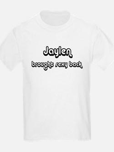Sexy: Jaylen Kids T-Shirt