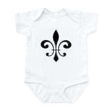 Fleur De Lis Infant Bodysuit