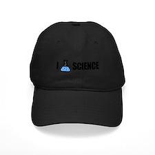 I Love Science Baseball Hat
