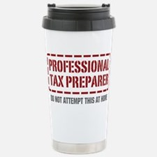 Unique Tax Travel Mug
