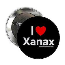 """Xanax 2.25"""" Button"""
