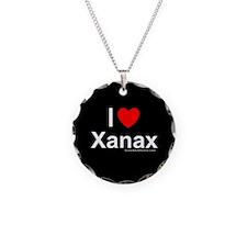 Xanax Necklace
