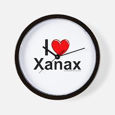 Xanax Wall Clock