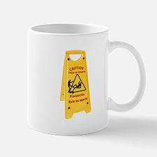 CAUTION THIS IS SPARTA Mug