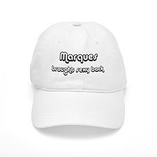 Sexy: Marques Baseball Cap