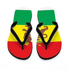 Cute Reggae Flip Flops