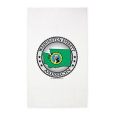 Washington Everett LDS Mission State Flag 3'x5' Ar