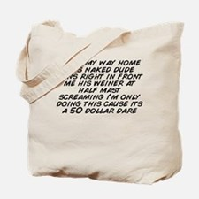 Cute The right way ...... Tote Bag