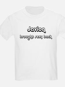 Sexy: Javion Kids T-Shirt