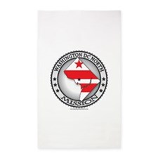 Washington DC North LDS Mission State Flag Cutout