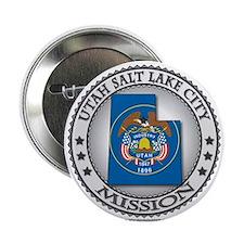 Utah Salt Lake City LDS Mission State Flag Cutout
