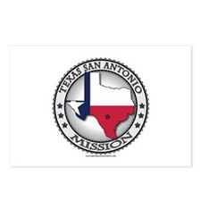 Texas San Antonio LDS Mission State Flag Cutout G