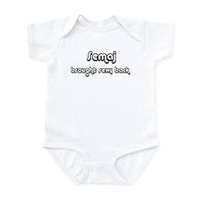 Sexy: Semaj Infant Bodysuit