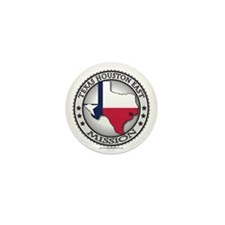 Texas Houston East LDS Mission State Flag Cutout M