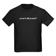 what's Bukake? T-Shirt