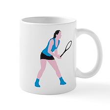 female tennis player Tasse
