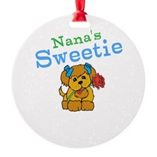Nanas Sweetie Ornament
